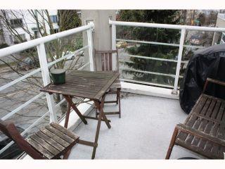 """Photo 10: 301 2525 W 4TH Avenue in Vancouver: Kitsilano Condo for sale in """"SEAGATE"""" (Vancouver West)  : MLS®# V814564"""