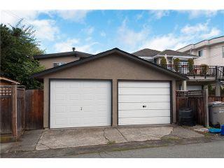 Photo 20: # 446 448 E 44TH AV in Vancouver: Fraser VE House for sale (Vancouver East)  : MLS®# V1088121