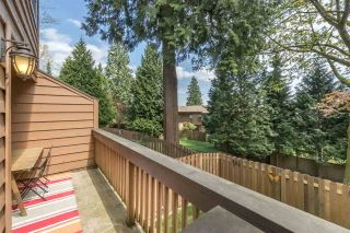 Photo 18: 208 CARDIFF WAY in Port Moody: College Park PM Townhouse for sale : MLS®# R2264319