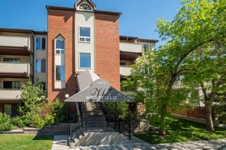 Photo 1: 405 1810 11 Avenue SW in Calgary: Sunalta Apartment for sale : MLS®# A1116404