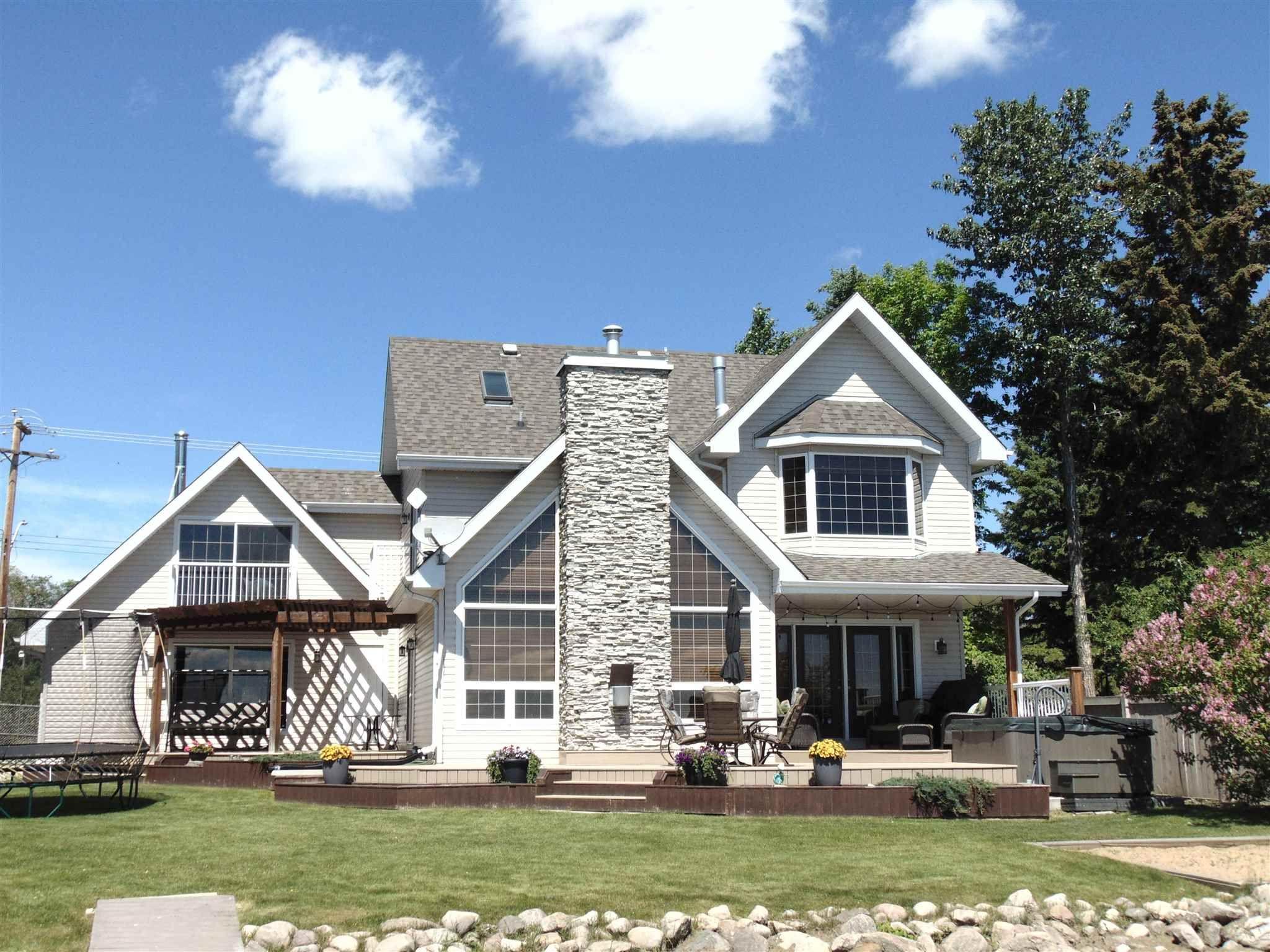 Main Photo: 106 Argentia Beach: Rural Wetaskiwin County House for sale : MLS®# E4264495