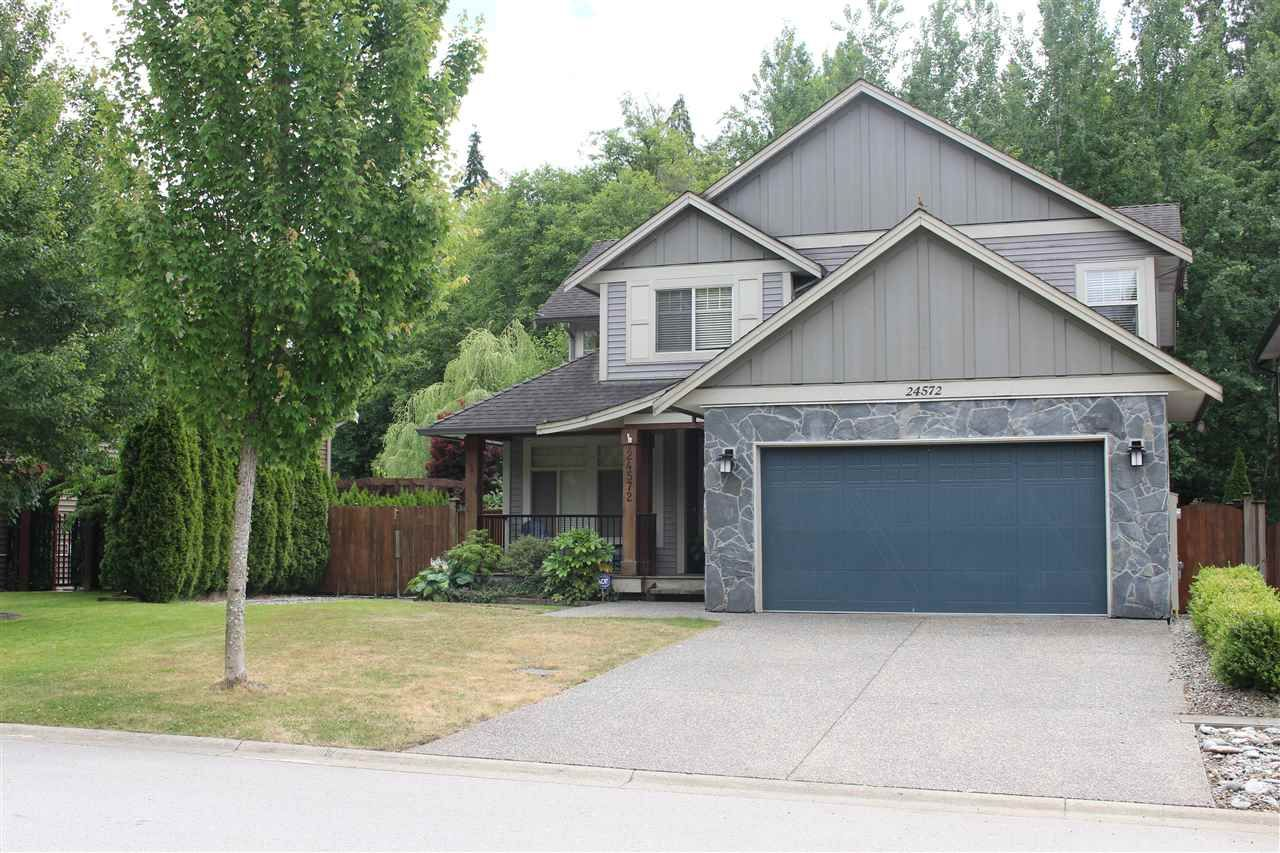 """Main Photo: 24572 KIMOLA Drive in Maple Ridge: Albion House for sale in """"HIGHLAND FOREST"""" : MLS®# R2384009"""