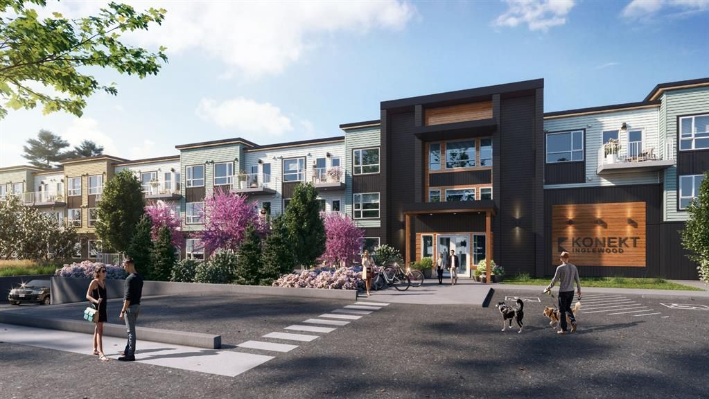 Main Photo: 204, 1605 17 Street SE in Calgary: Inglewood Apartment for sale : MLS®# A1037536