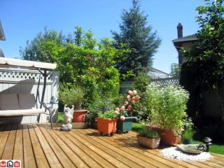 """Photo 9: 102 6094 W BOUNDARY Drive in Surrey: Panorama Ridge Townhouse for sale in """"LAKEWOOD ESTATES"""" : MLS®# F1011034"""