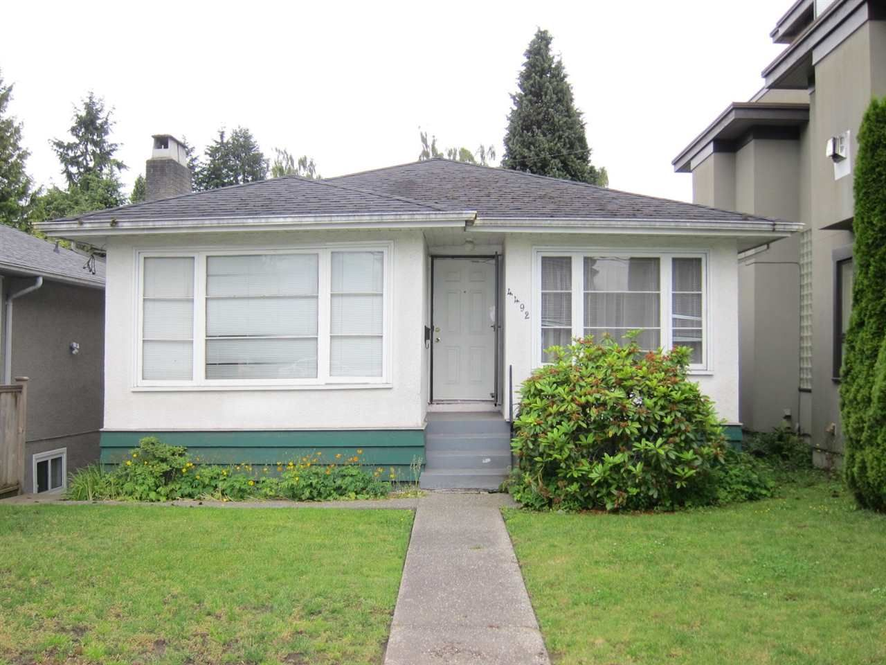 Main Photo: 4492 W 4TH Avenue in Vancouver: Point Grey House for sale (Vancouver West)  : MLS®# R2120156