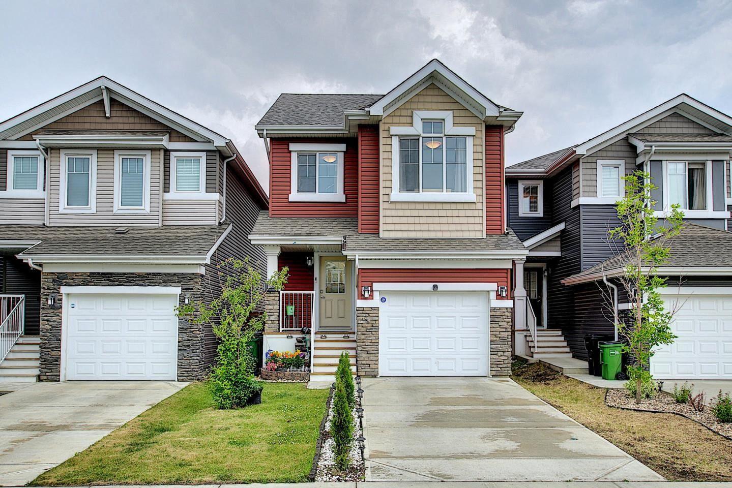 Main Photo: 1608 167 Street Street in Edmonton: Zone 56 House for sale : MLS®# E4253986