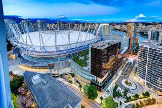 """Photo 2: 3703 928 BEATTY Street in Vancouver: Yaletown Condo for sale in """"THE MAX"""" (Vancouver West)  : MLS®# R2549817"""