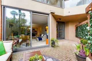 """Photo 29: 102 1450 PENNYFARTHING Drive in Vancouver: False Creek Condo for sale in """"Harbour Cove"""" (Vancouver West)  : MLS®# R2560607"""