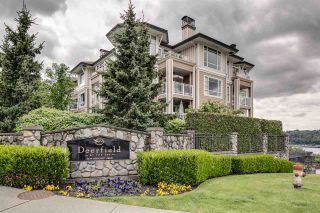 """Photo 1: 419 3629 DEERCREST Drive in North Vancouver: Roche Point Condo for sale in """"DEERFIELD BY THE SEA"""" : MLS®# R2165310"""