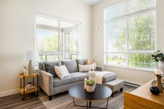 """Photo 1: 211 20356 72B Avenue in Langley: Willoughby Heights Condo for sale in """"Parc Central Gala"""" : MLS®# R2607013"""