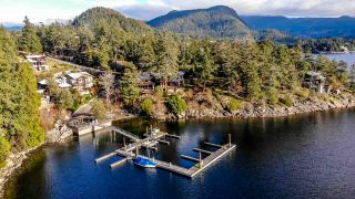 """Photo 1: LOT 21 PINEHAVEN Way in Pender Harbour: Pender Harbour Egmont Land for sale in """"The Ridge at Whittakers"""" (Sunshine Coast)  : MLS®# R2545649"""