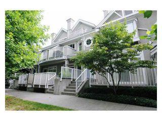"Photo 1: 25 2422 HAWTHORNE Avenue in Port Coquitlam: Central Pt Coquitlam Townhouse for sale in ""HAWTHORNE GATE"" : MLS®# V998203"