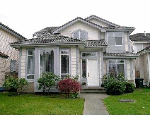 Photo 1: Photos: 1406 RHINE CR in Port Coquiltam: Riverwood House for sale (Port Coquitlam)  : MLS®# V586963
