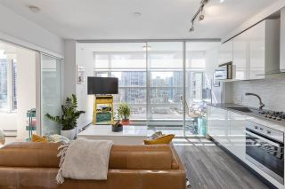 """Photo 2: 1505 1283 HOWE Street in Vancouver: Downtown VW Condo for sale in """"TATE"""" (Vancouver West)  : MLS®# R2592003"""