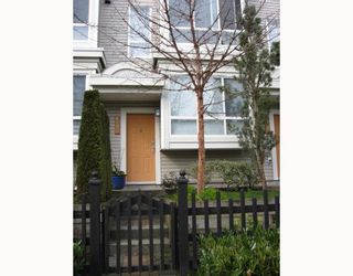 """Photo 1: 6791 VILLAGE Grove in Burnaby: VBSHG Townhouse for sale in """"MONTEREY"""" (Burnaby South)  : MLS®# V702457"""