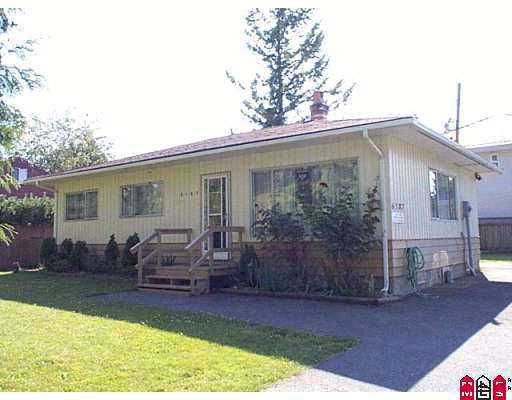 Main Photo: 6187 132ND Street in Surrey: Panorama Ridge House for sale : MLS®# F2717493