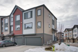 Photo 1: 133 Copperpond Villas SE in Calgary: Copperfield Row/Townhouse for sale : MLS®# A1061409