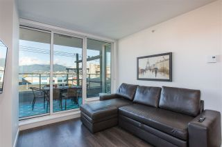 """Photo 2: 201 933 E HASTINGS Street in Vancouver: Strathcona Condo for sale in """"STRATHCONA VILLAGE"""" (Vancouver East)  : MLS®# R2339974"""