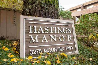 """Main Photo: 303 3275 MOUNTAIN Highway in North Vancouver: Lynn Valley Condo for sale in """"Hastings Manor"""" : MLS®# R2516128"""