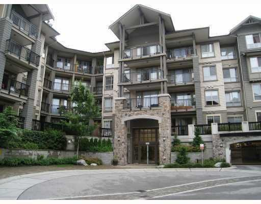 Main Photo: 417 2969 WHISPER Way in Coquitlam: Westwood Plateau Condo for sale : MLS®# V785049