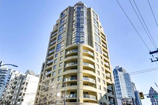 """Photo 1: 1205 789 DRAKE Street in Vancouver: Downtown VW Condo for sale in """"Century House"""" (Vancouver West)  : MLS®# R2620644"""