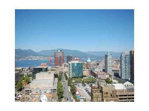 Main Photo: 3103 233 ROBSON Street in Vancouver West: Home for sale : MLS®# V1005889