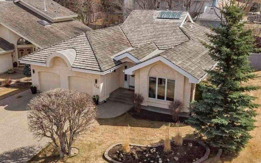 Main Photo: 230 OMAND Drive in Edmonton: Zone 14 House for sale : MLS®# E4239966