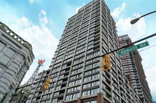 """Photo 19: 2606 108 W CORDOVA Street in Vancouver: Downtown VW Condo for sale in """"WOODWARDS"""" (Vancouver West)  : MLS®# R2237900"""