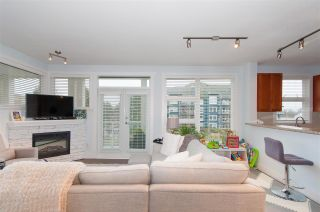 """Photo 3: 306 4600 WESTWATER Drive in Richmond: Steveston South Condo for sale in """"Copper Sky"""" : MLS®# R2330987"""