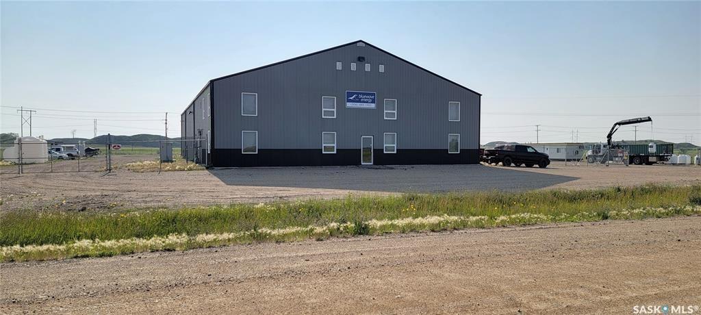 Main Photo: 110 Carbon Crescent in Estevan: Commercial for sale (Estevan Rm No. 5)  : MLS®# SK863610