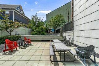 """Photo 36: 274 E 2ND Avenue in Vancouver: Mount Pleasant VE Townhouse for sale in """"JACOBSEN"""" (Vancouver East)  : MLS®# R2572730"""