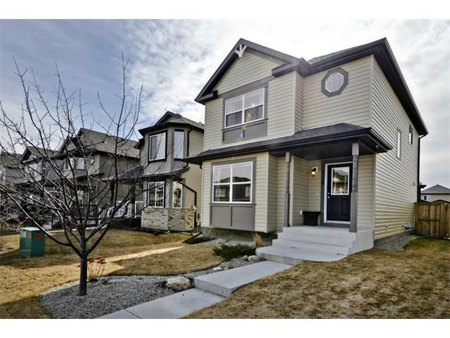 Main Photo: 178 MORNINGSIDE Gardens SW: Airdrie House for sale : MLS®# C4003758