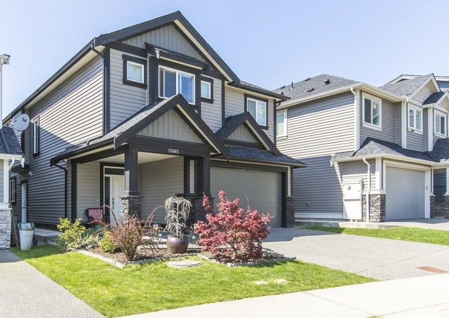 """Main Photo: 13665 230A Street in Maple Ridge: Silver Valley House for sale in """"CAMPTON GREEN"""" : MLS®# R2569939"""