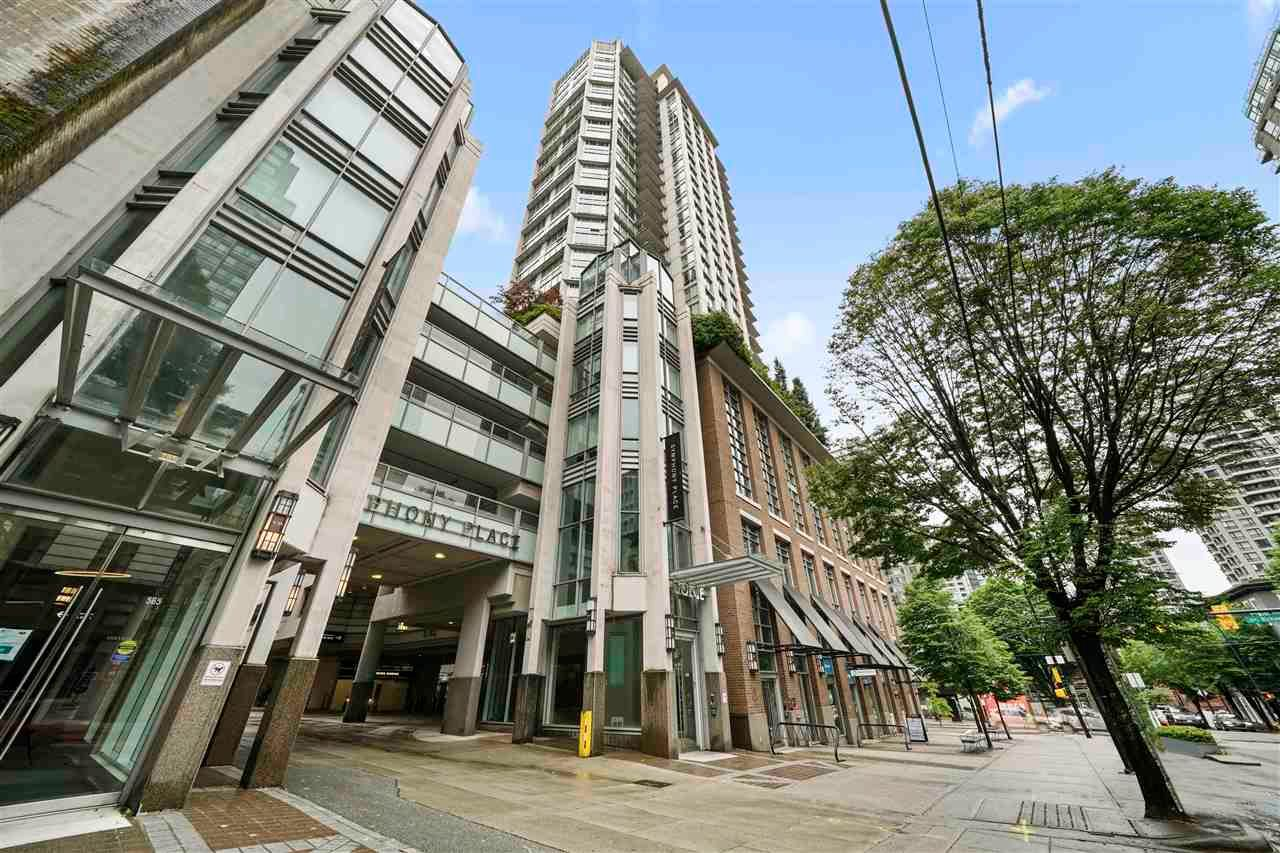 """Main Photo: 710 535 SMITHE Street in Vancouver: Downtown VW Condo for sale in """"DOLCE"""" (Vancouver West)  : MLS®# R2592520"""