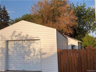 Photo 11: 376 King Edward Street in Winnipeg: St James Residential for sale (5E)  : MLS®# 1623626