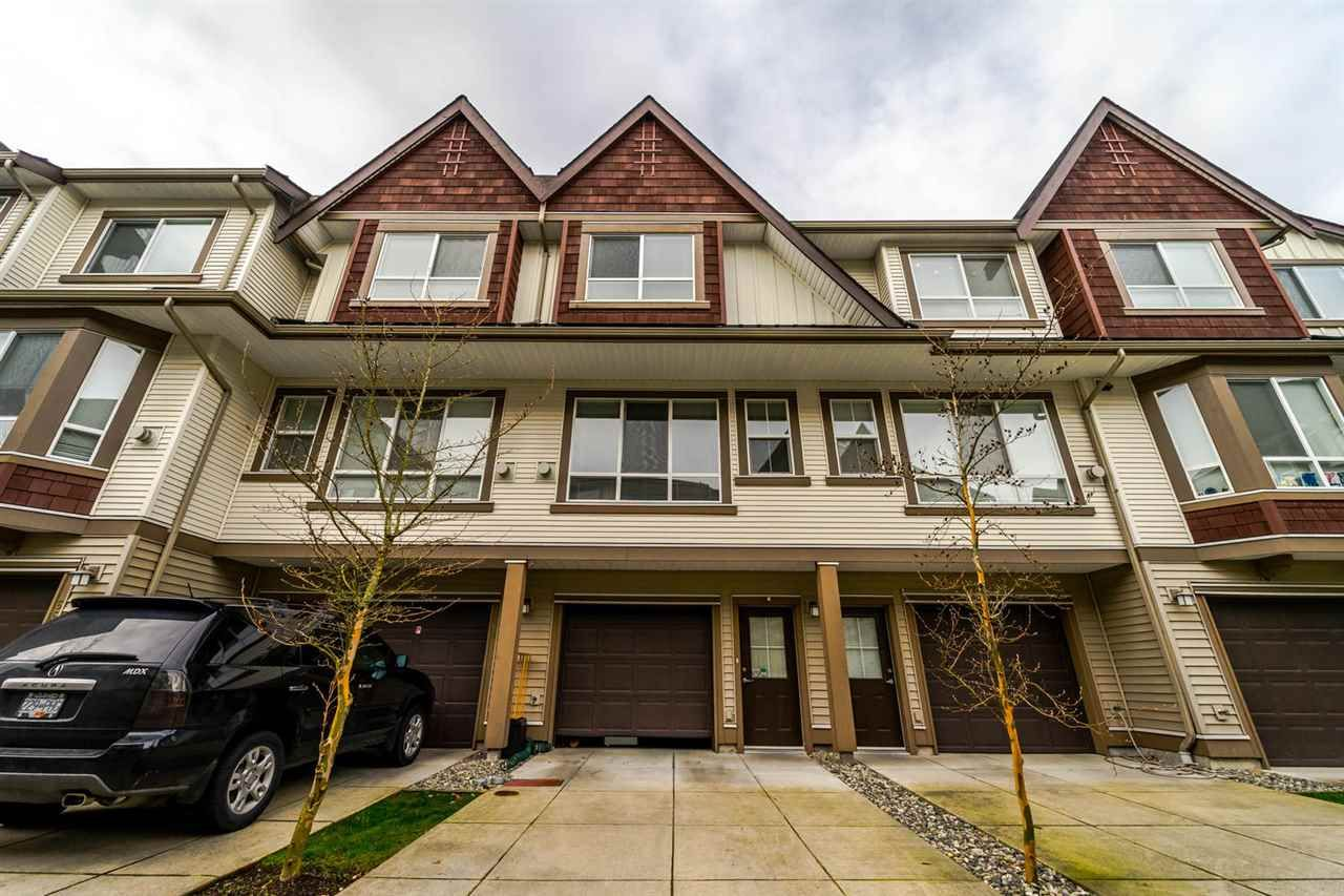 Main Photo: 64 7155 189 Street in Surrey: Clayton Townhouse for sale (Cloverdale)  : MLS®# R2235744