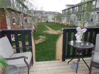Photo 16: 3802 1001 EIGHTH Street NW in : Airdrie Townhouse for sale : MLS®# C3617688