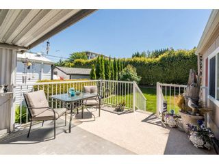 """Photo 31: 34 8254 134 Street in Surrey: Queen Mary Park Surrey Manufactured Home for sale in """"WESTWOOD ESTATES"""" : MLS®# R2586681"""