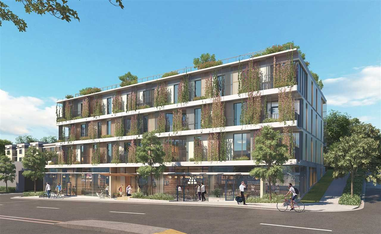 """Main Photo: 207 2888 ARBUTUS Street in Vancouver: Kitsilano Condo for sale in """"THE ARBUTUS"""" (Vancouver West)  : MLS®# R2426936"""