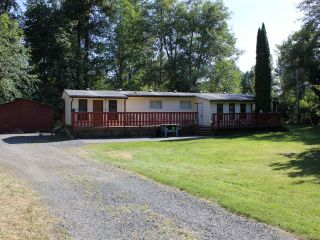 Photo 1: 9315 DOYLE ROAD in BLACK CREEK: CV Merville Black Creek Manufactured Home for sale (Comox Valley)  : MLS®# 794305