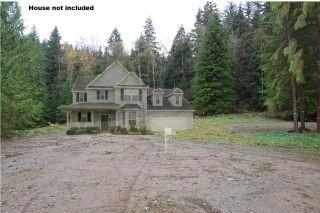 Photo 1: LT.C 32645 RICHARDS Avenue in Mission: Mission BC Land for sale : MLS®# R2118230