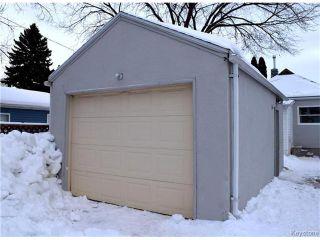 Photo 20: 65 Stranmillis Avenue in Winnipeg: St Vital Residential for sale (2D)  : MLS®# 1701901