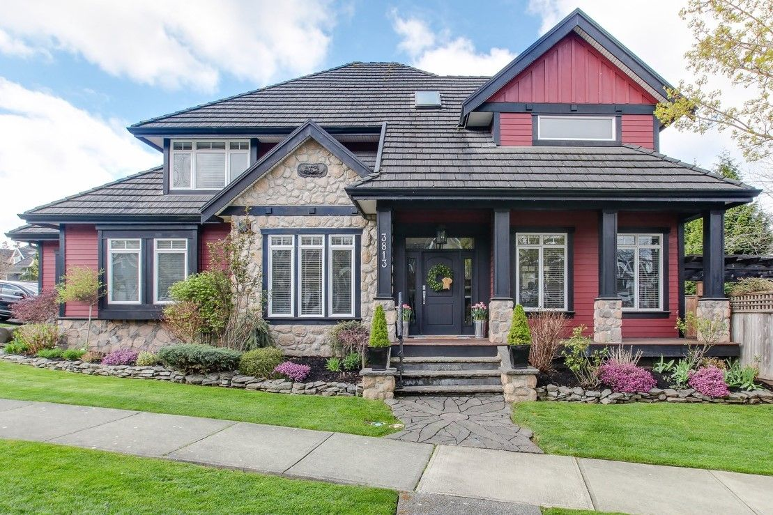 "Main Photo: 3813 154A Street in Surrey: Morgan Creek House for sale in ""IRONWOOD"" (South Surrey White Rock)  : MLS®# R2356551"