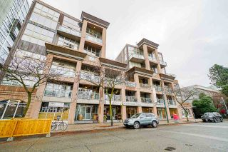 """Photo 38: 502 1529 W 6TH Avenue in Vancouver: False Creek Condo for sale in """"South Granville Lofts"""" (Vancouver West)  : MLS®# R2518906"""