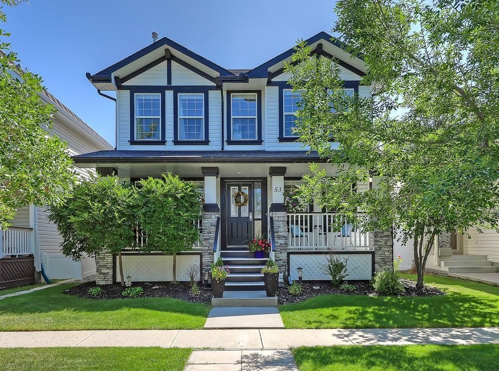 Main Photo: 53 INVERNESS Rise SE in Calgary: McKenzie Towne Detached for sale : MLS®# C4264028