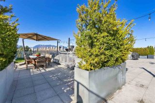 """Photo 31: 513 1540 W 2ND Avenue in Vancouver: False Creek Condo for sale in """"THE WATERFALL BUILDING"""" (Vancouver West)  : MLS®# R2624820"""