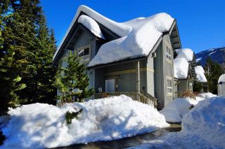 """Photo 11: 11 2720 CHEAKAMUS Way in Whistler: Bayshores Townhouse for sale in """"EAGLECREST"""" : MLS®# R2139572"""