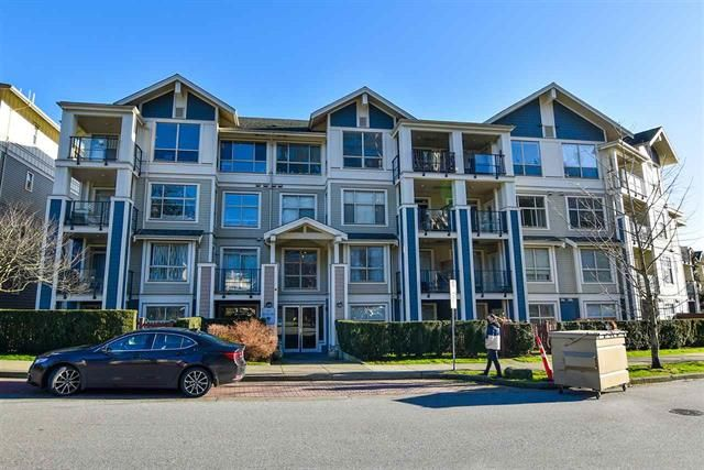 Main Photo: 308 275 Ross Drive in New Westminster: Fraserview NW Condo for sale : MLS®# R2529987