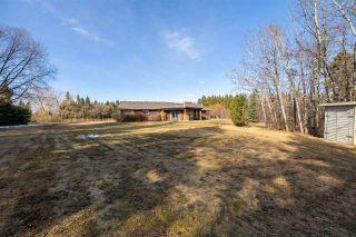 Photo 34: 119 SHULTZ Crescent: Rural Sturgeon County House for sale : MLS®# E4237199