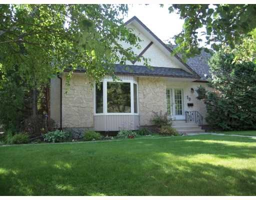 Main Photo: 50 Asford Drive in Winnipeg: Residential for sale : MLS®# 2915131